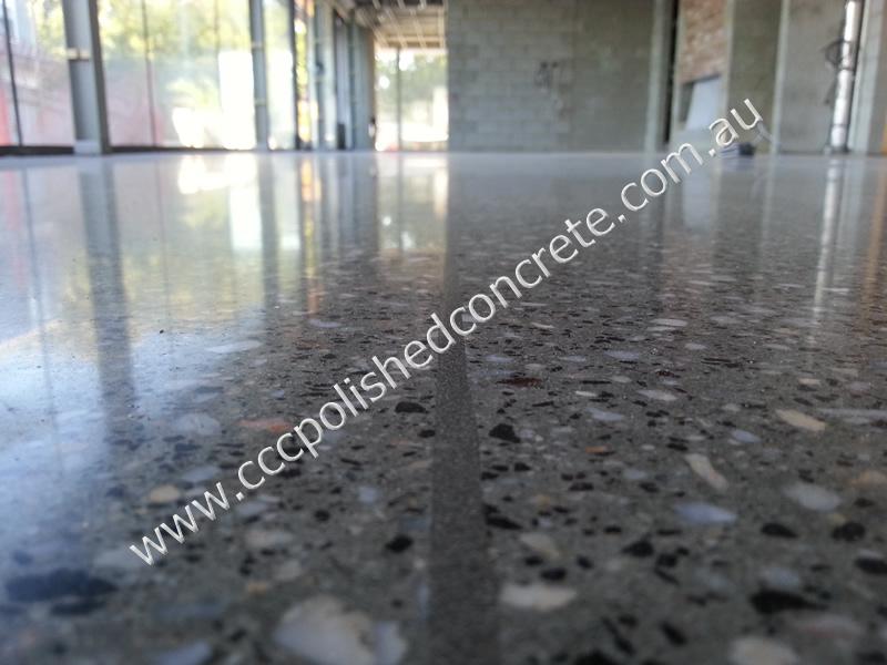 Ccc Polished Concrete Expansion Joints