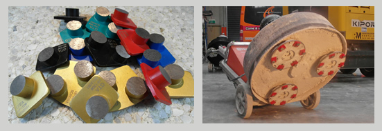 Concrete Polishing Equipment